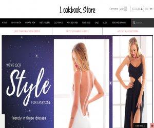 Lookbook Store Discount Coupons