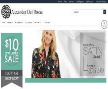 Alexander Del Rossa Discount Coupons