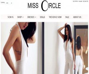 Miss Circle Discount Coupons