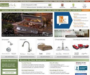 HomeClick Discount Coupons