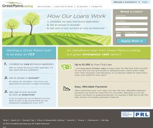 Great Plains Lending Discount Coupons