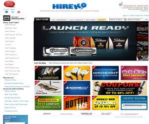 Hireko Golf Discount Coupons