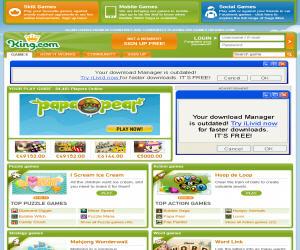 King.com - UK Discount Coupons