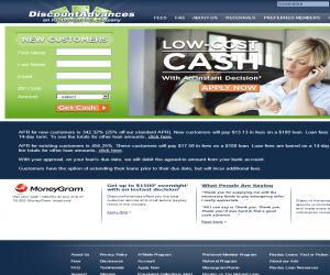 Discount Advances Discount Coupons