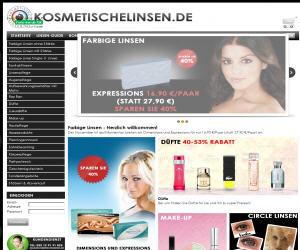 Kosmetische Linsen Discount Coupons