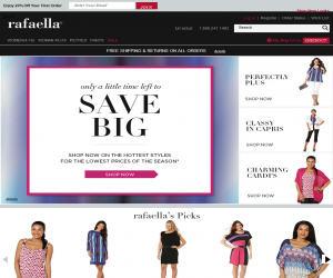 Rafaella Sportswear Discount Coupons