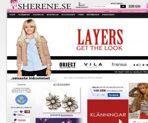 Sherene Discount Coupons