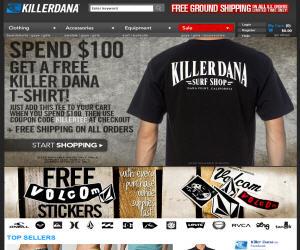 Killer Dana Discount Coupons