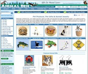 Animal Den Discount Coupons