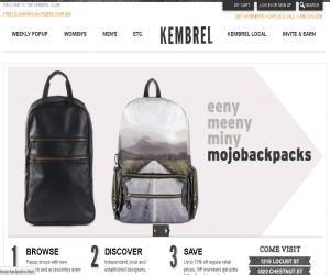 Kembrel Discount Coupons