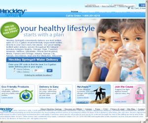 Hinckley Springs Discount Coupons